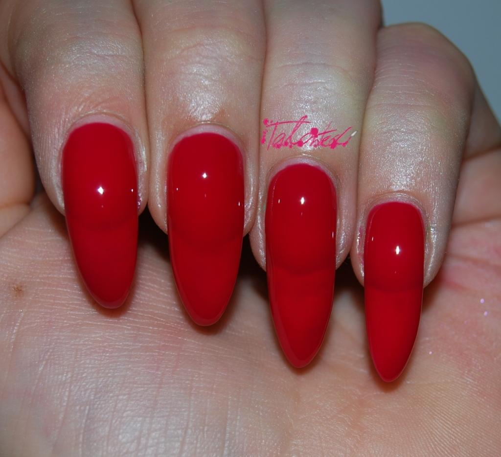 OPI Do You Think I'm Tex y nail varnish