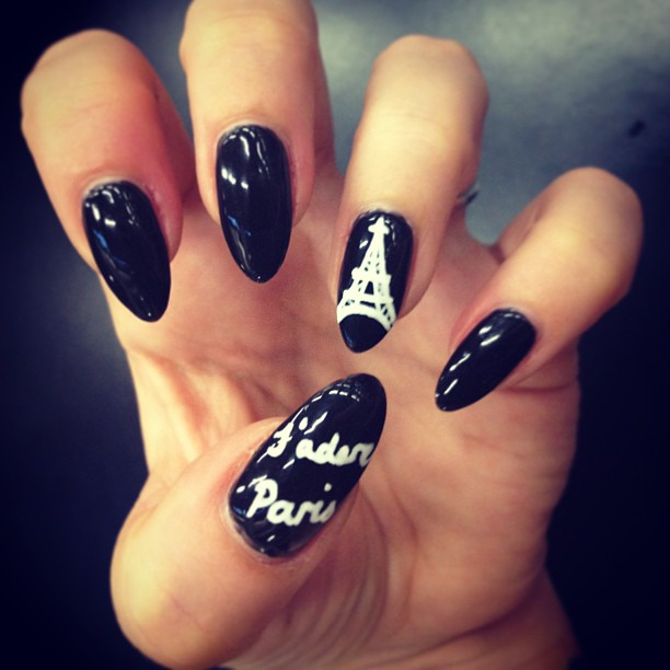 Paris Nail Art