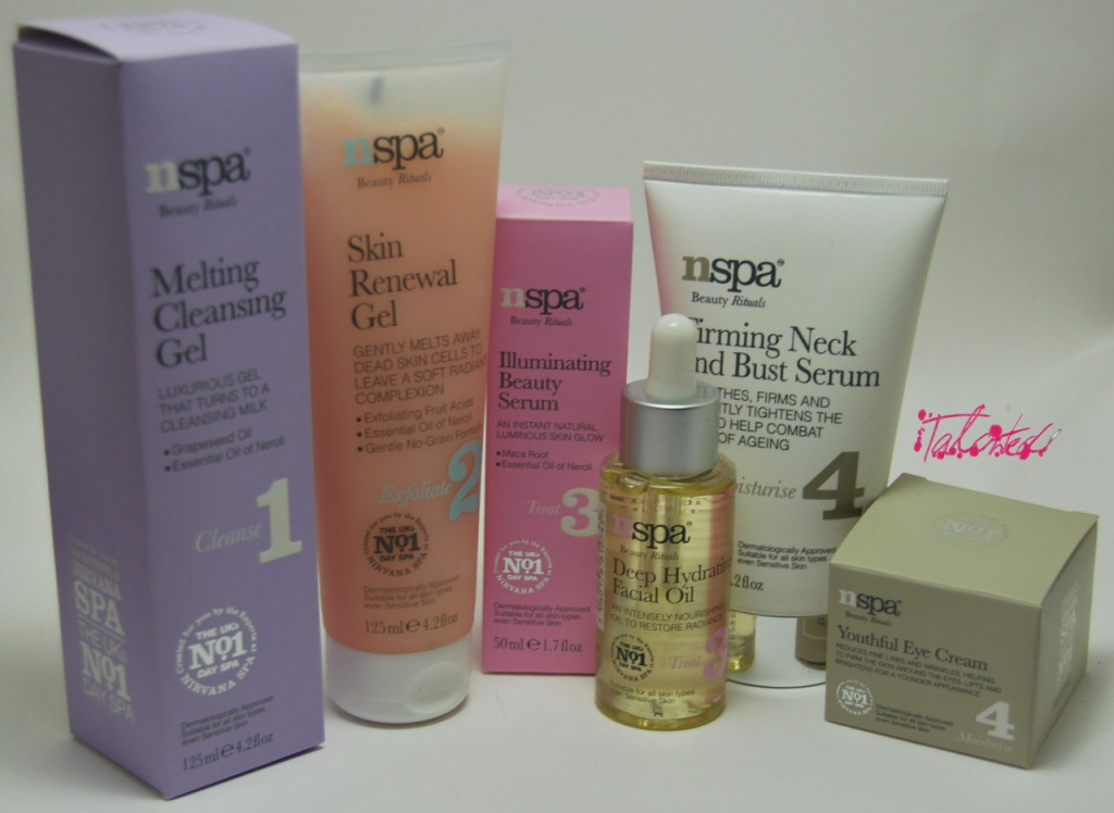 NSPA Beauty Rituals Range
