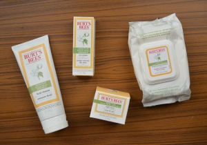 RosaceaReview Burt's Bees Sensitive Skin Range