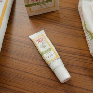 Burt's Bees Sensitive Skin Eye Cream Review