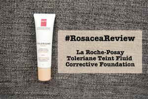 La Roche-Posay Toleriane Fluid Corrective Foundation review