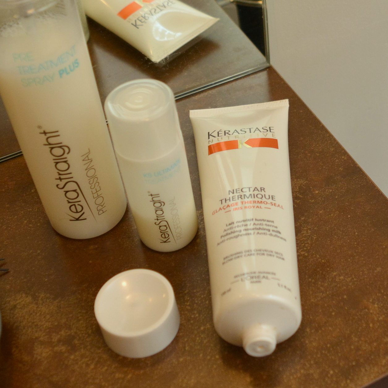KeraStraight Ultimate Treatment Fringe Straightening Review - Trevor Sorbie