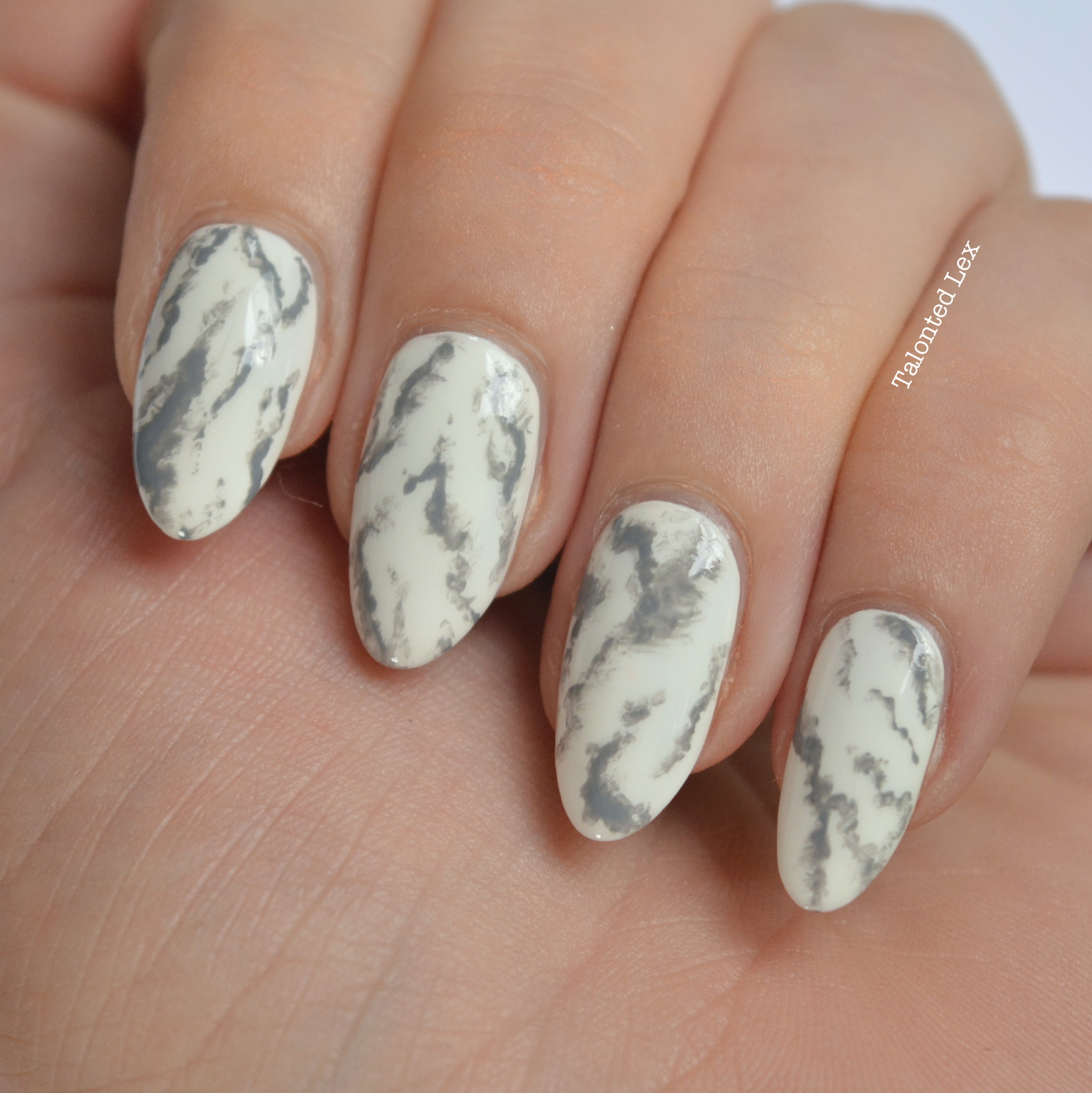marble nail art Archives - talonted lex