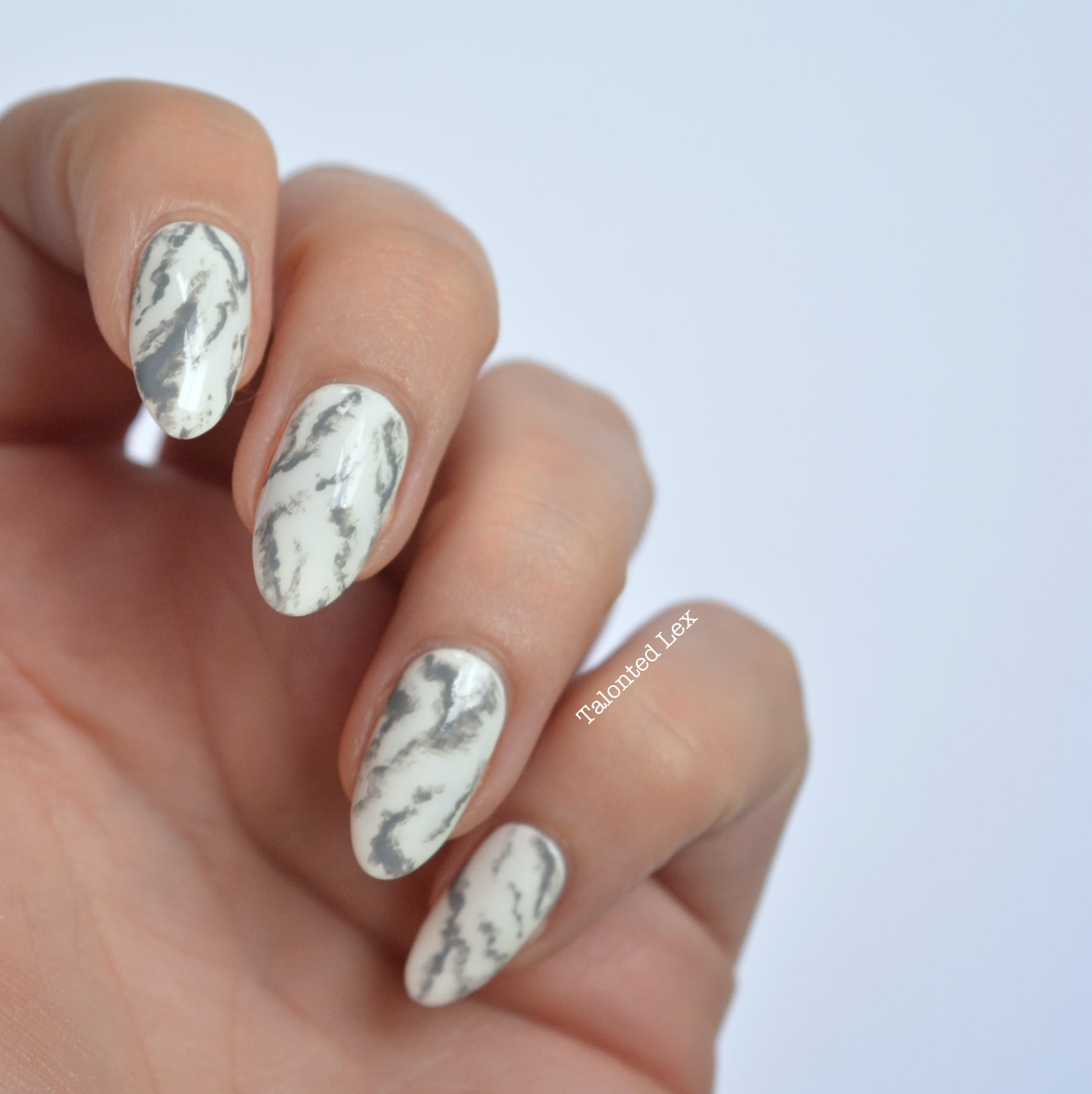Mani-Monday-Talonted-Lex-Marble-Nail-Art
