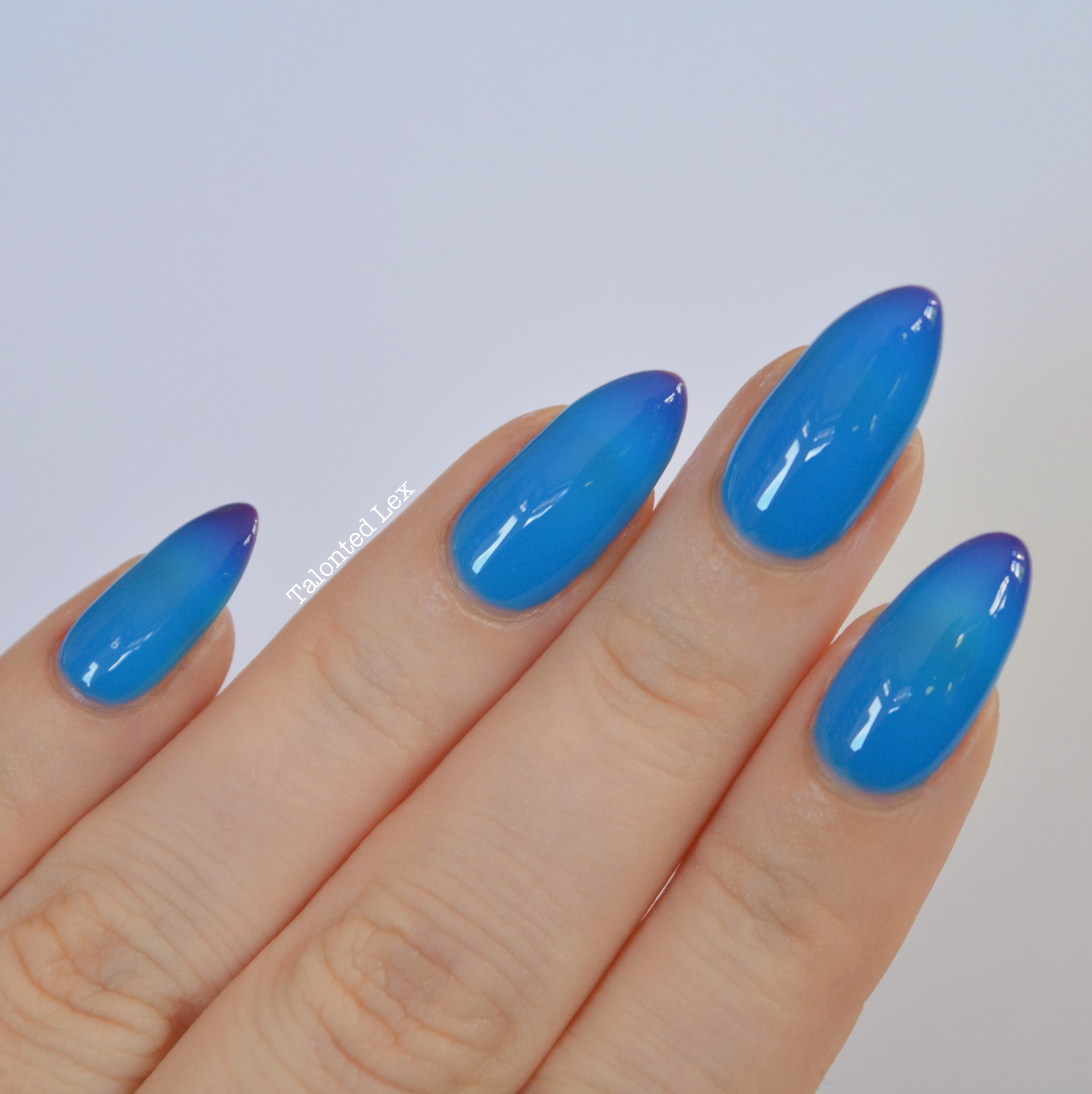 Madam Glam Chameleon Colour Changing Gel Polish - talonted lex