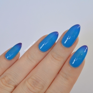 Madam Glam Chameleon Colour Changing Gel Polish
