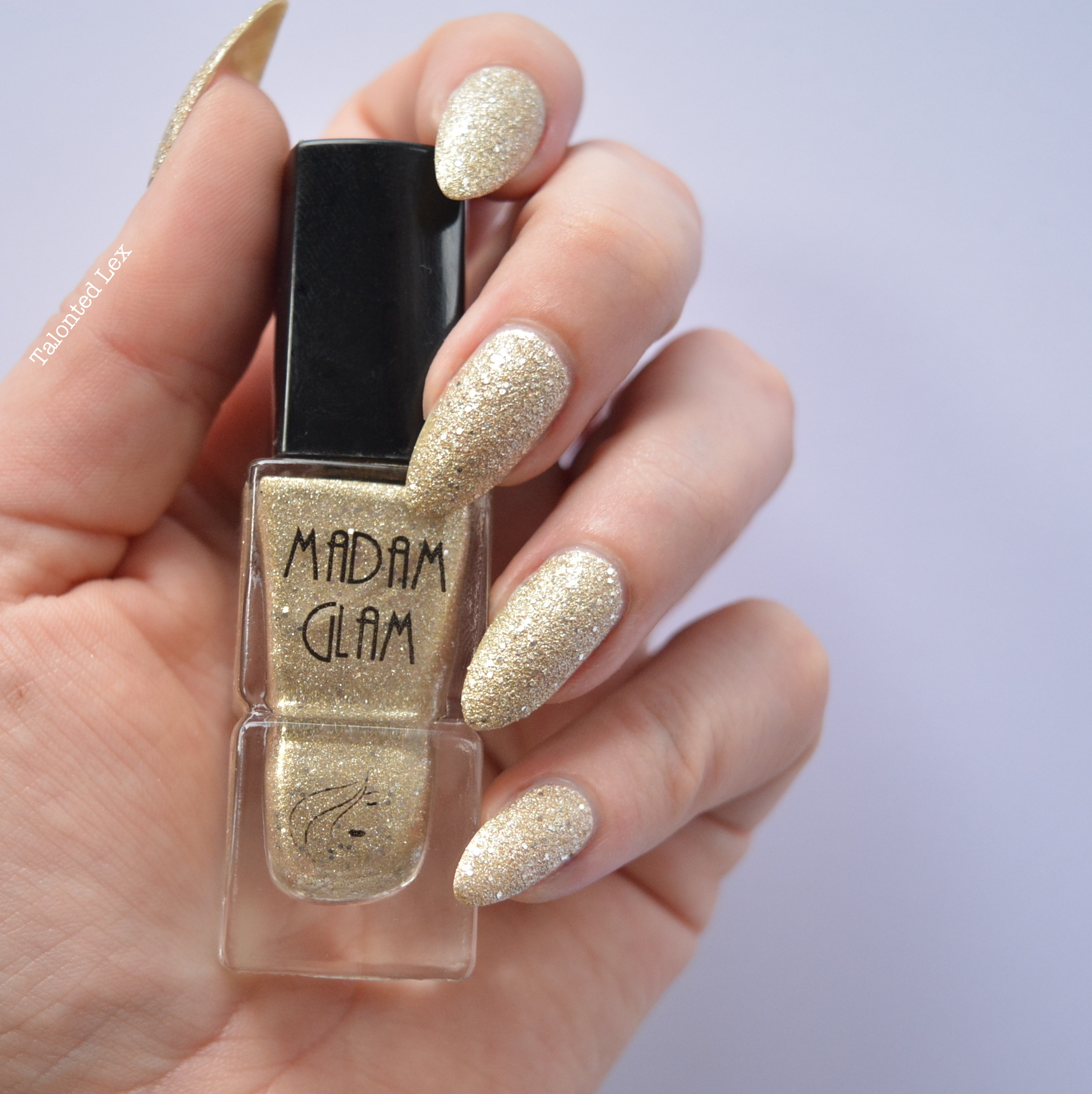 Madam-Glam-Sandy-Beach-Nail-varnish-review-Talonted-Lex