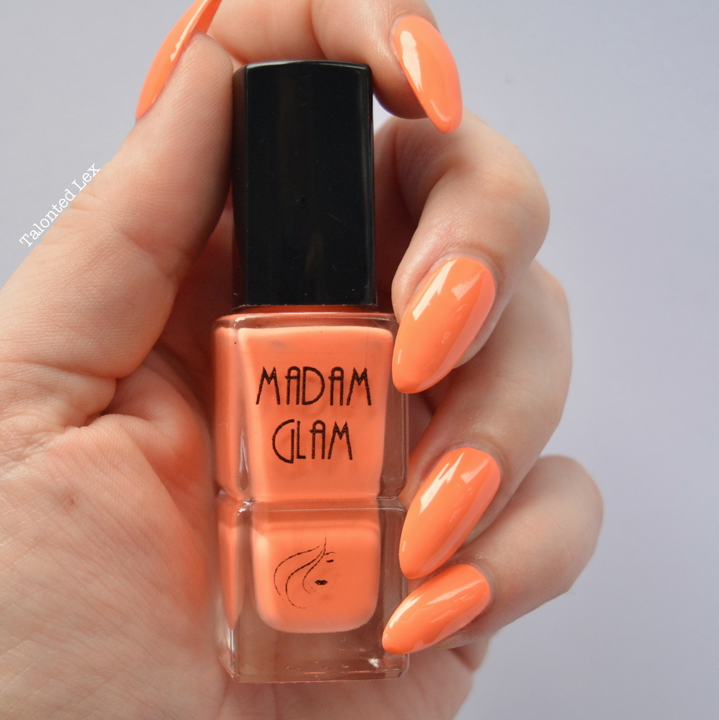 Madam-Glam-Summer-Nights-Nail-varnish-review-Talonted-Lex