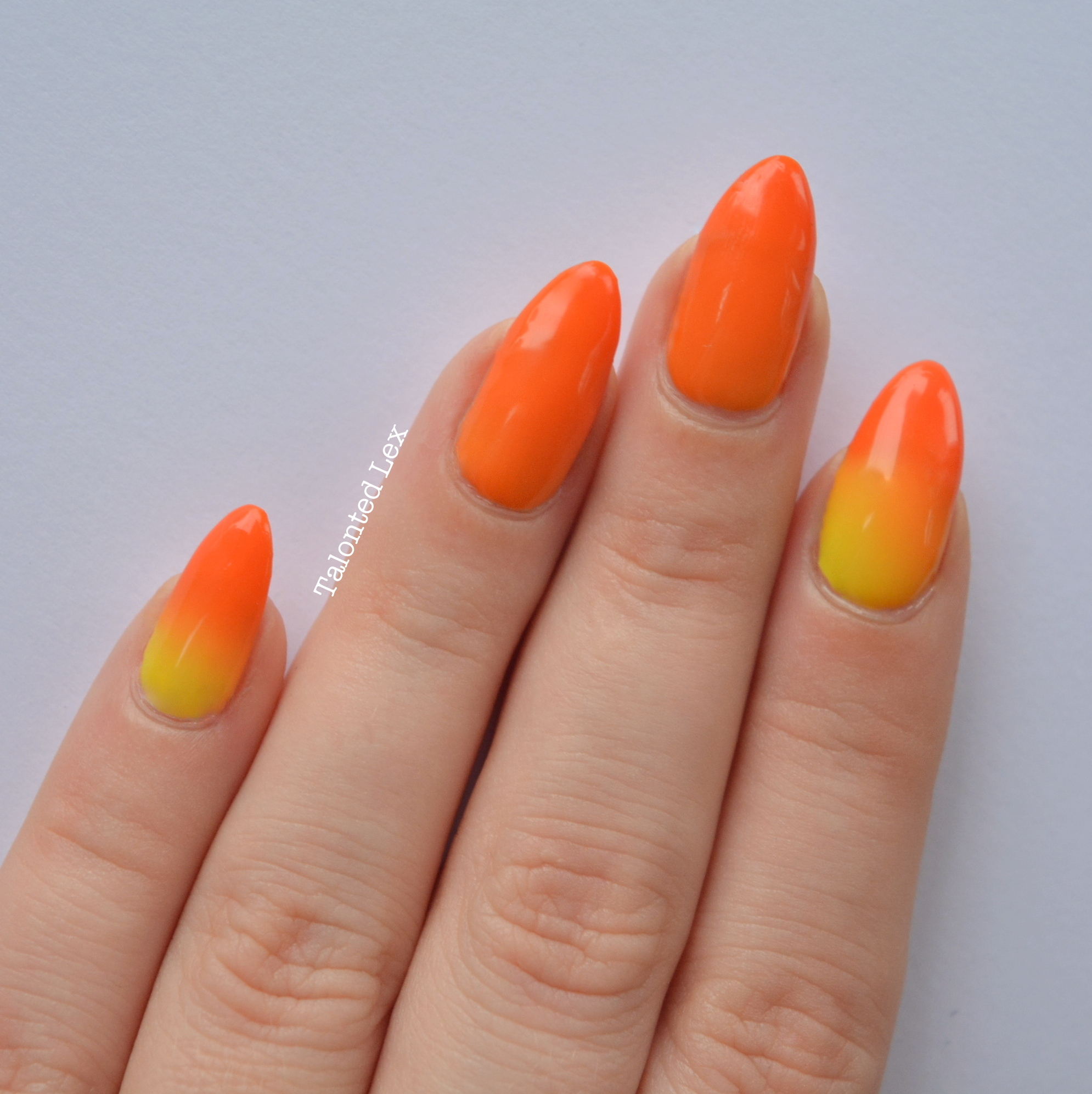 Madam-Glam-Sunshine-Color-Change-Gel-polish-review-Talonted-Lex-2