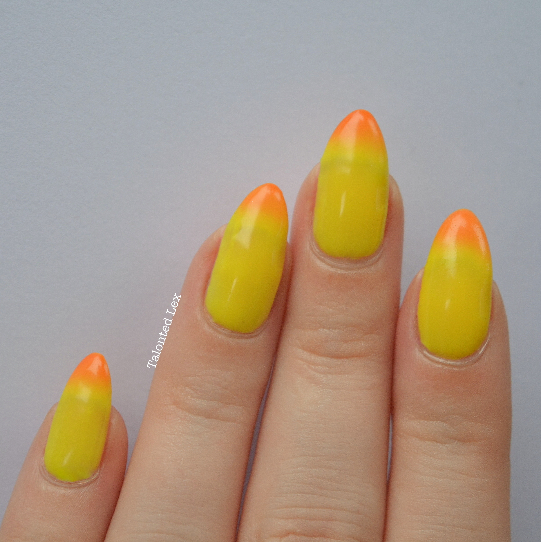 Madam-Glam-Sunshine-Color-Change-Gel-polish-review-Talonted-Lex-4