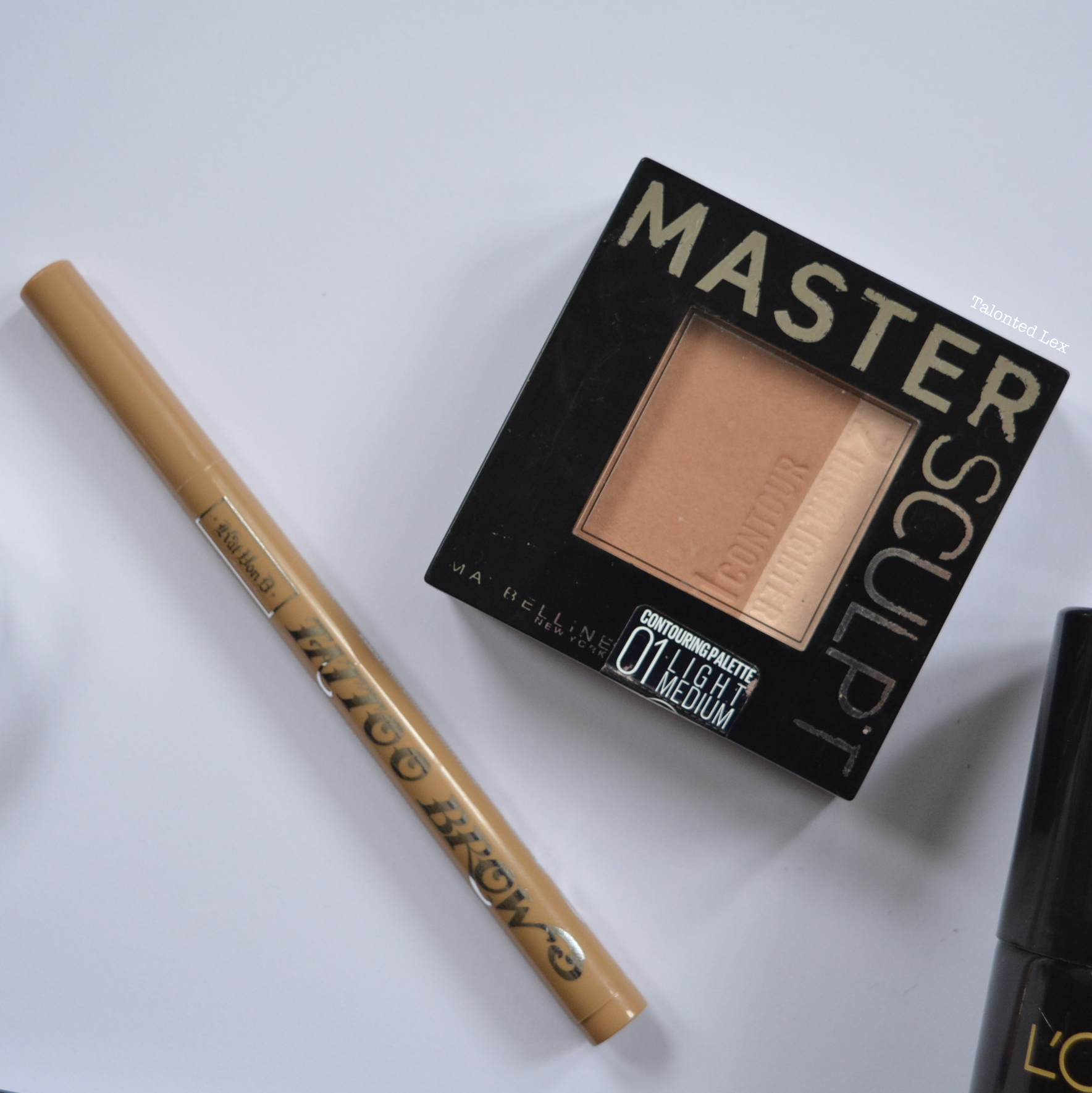 Talonted-Lex-August-2015-favourites-Maybelline-master-sculpt-kat-von-d-tattoo-brow-