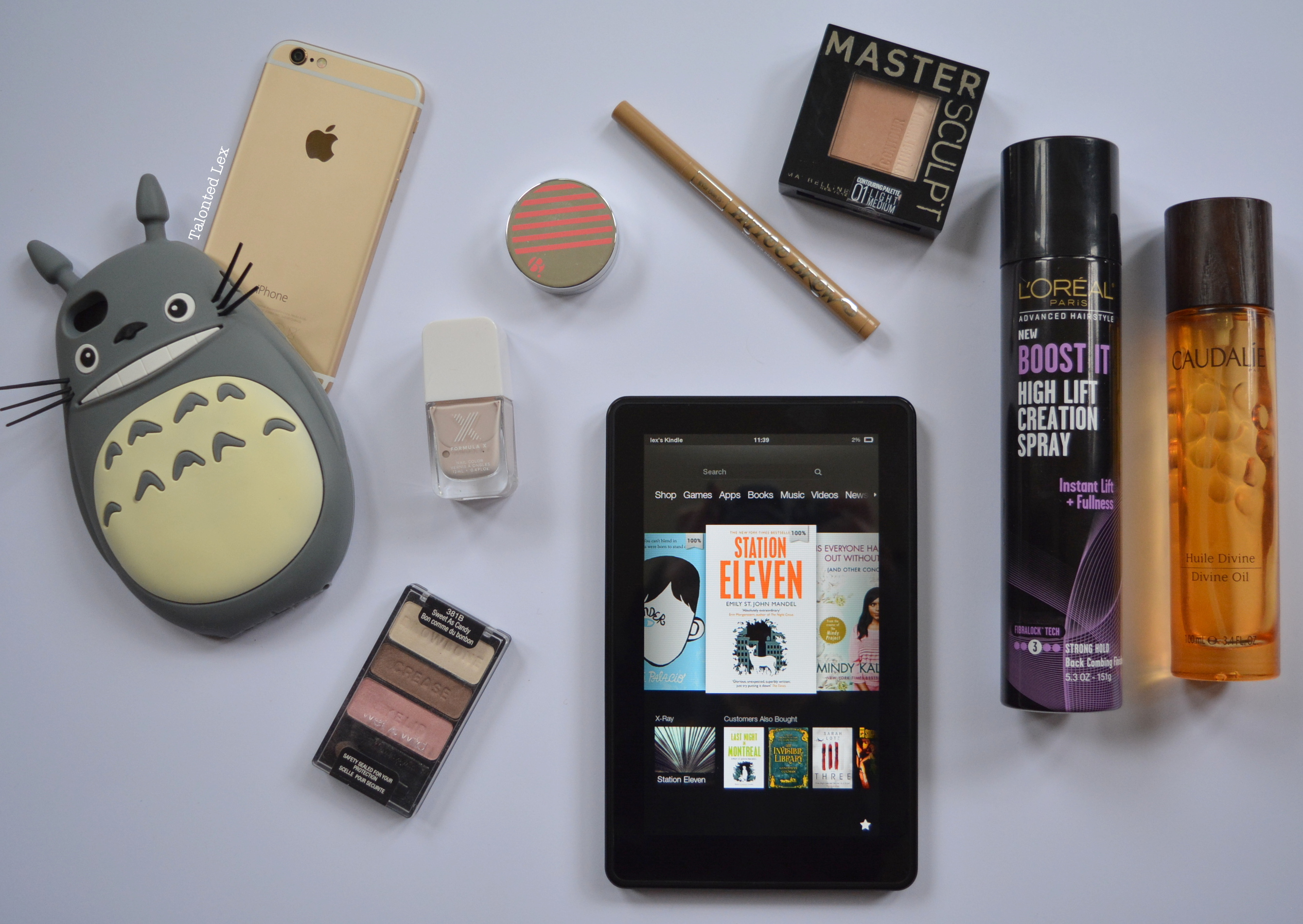 Monthly Beauty and Lifestyle Favourites August '15